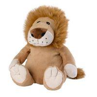 Warmies Leeuw met uitneembare vulling