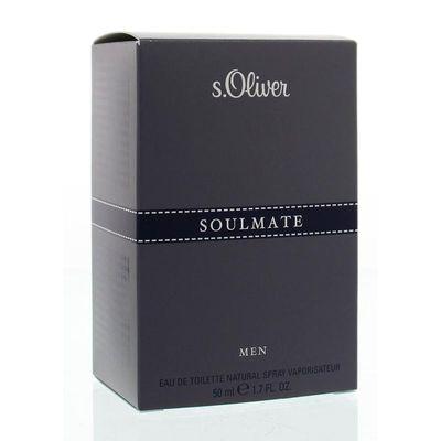 S Oliver Man soulmate eau de toilette spray