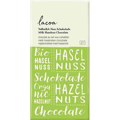 Lacoa Chocolade melk hazelnoot