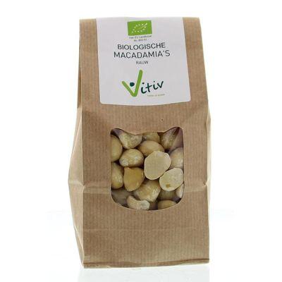 Vitiv Macadamias bio