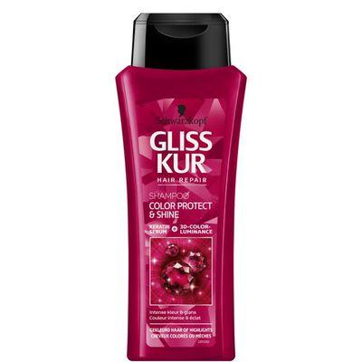 Schwarzkopf Gliss Kur Shampoo color protect & shine