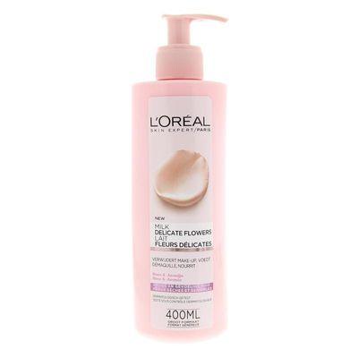 Loreal Skin care reinigingsmelk droge/gevoelige huid