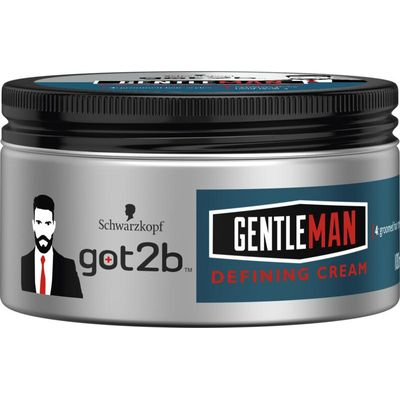 Got2b Gentleman defining cream