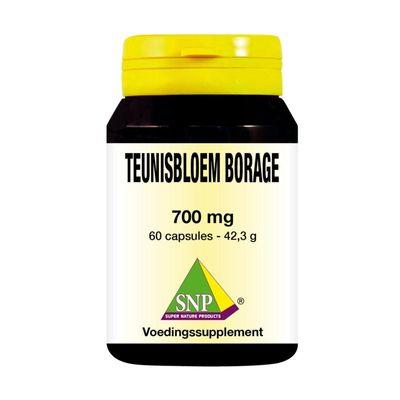 SNP Teunisbloem & borage 700 mg