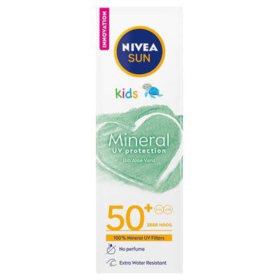 Nivea Sun kids mineral SPF50+
