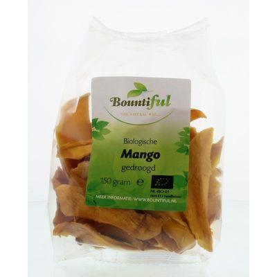 Bountiful Mango gedroogd bio