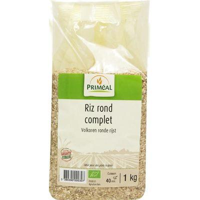 Primeal Volkoren ronde rijst