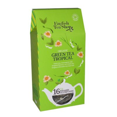 English Tea Shop Green tea tropical