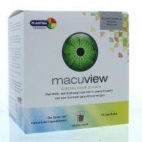Macuview Voeding voor je ogen choco twist