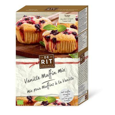 De Rit Muffin vanille mix