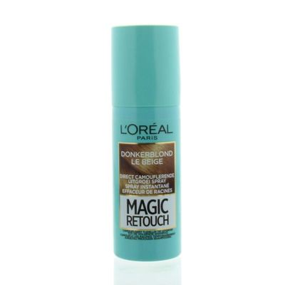 Loreal Magic retouch donker blond spray