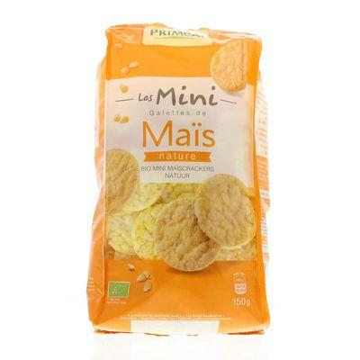 Primeal Bio mini maiswafels