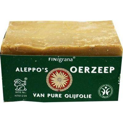 Terrasana Aleppo oerzeep 100% olijfolie