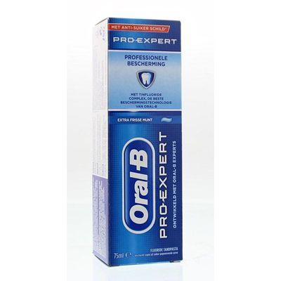 Oral B Tandpasta pro expert professionele bescherming