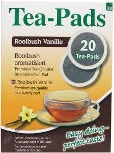 Geels Rooibos vanille tea-pads