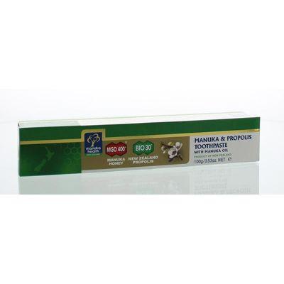 Manuka Health Manuka honing MGO400+ tandpasta propolis