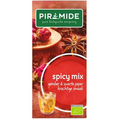Piramide Spicy thee eko