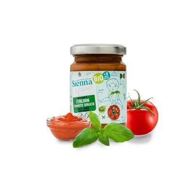 Sienna & Friends Italiaanse tomatensaus bio
