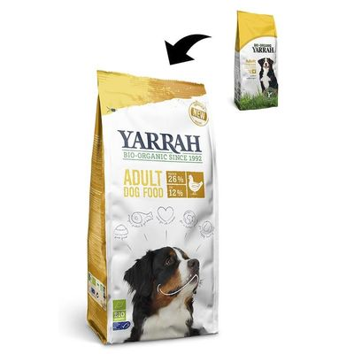 Yarrah Hondenvoer droog kip