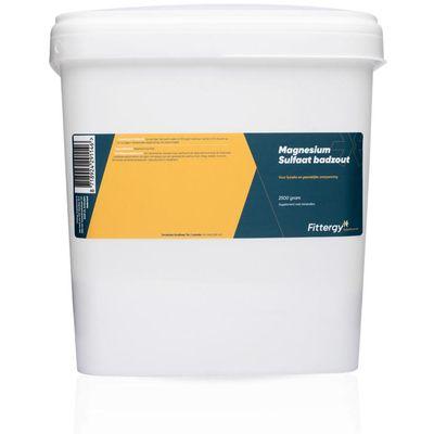 Fittergy Magnesium sulfaat badzout