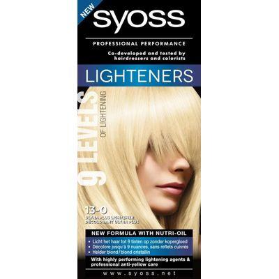 Syoss Colors creme 13-0 ultra plus lightener