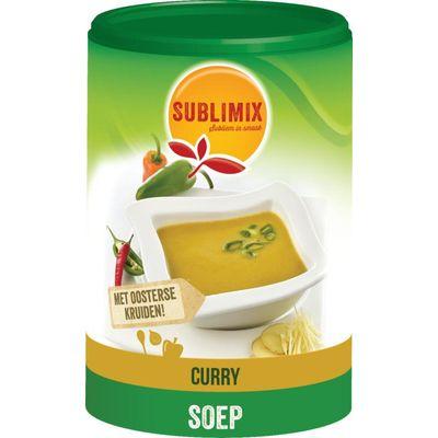 Sublimix Currysoep glutenvrij