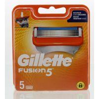 Gillette Fusion 5 manual mesjes