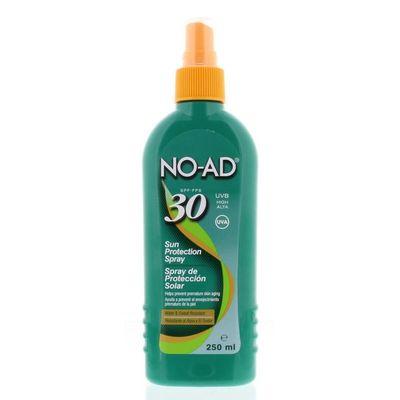 Noad Zonnebrand spray factor 30