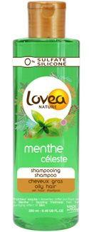 Lovea Mint shampoo