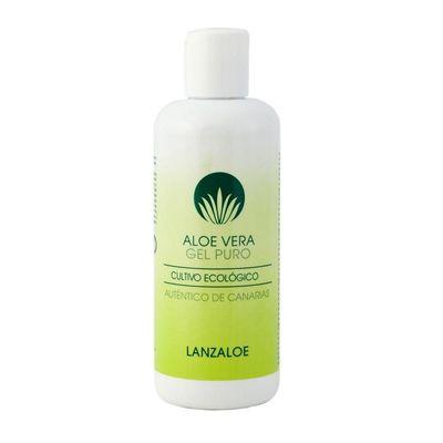 Lanzaloe Aloe vera gel puur