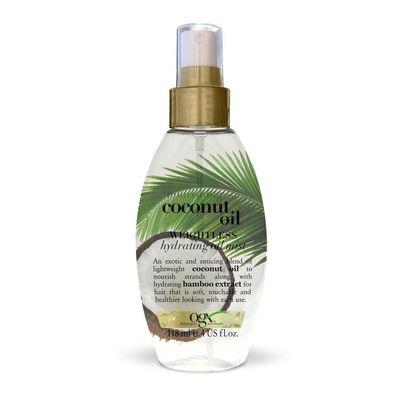 OGX Nourishing oil weightless hydrating oil mist