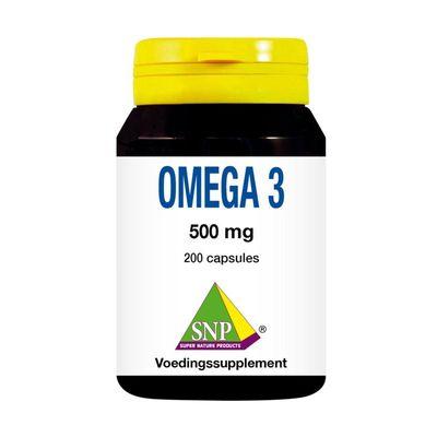 SNP Omega 3 500 mg