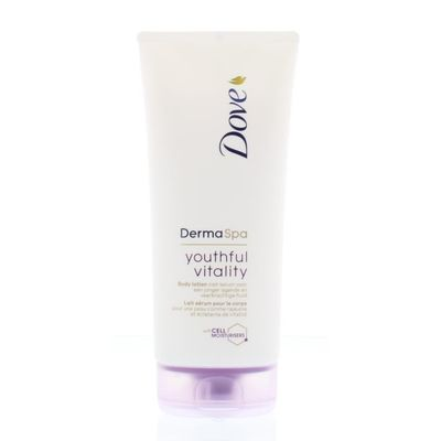 Dove Derma spa lotion youthful vitality