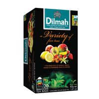 Dilmah Variety of fruit tea