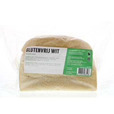 Basics Bakery Wit brood gluten & lactosevrij