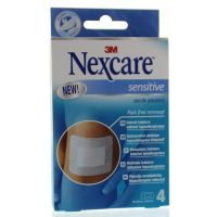 Nexcare sensitive pleister steriel