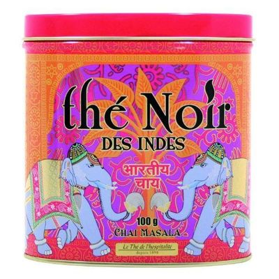 Terre Doc Thee spicy black India