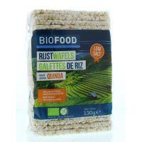Damhert Rijstwafels met quinoa