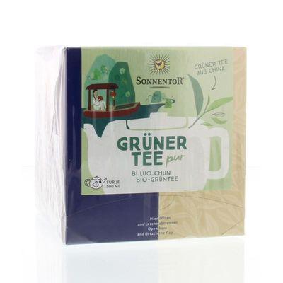 Sonnentor Groene thee puur bio