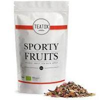 Teatox Bio Thee Sporty fruits bio refil
