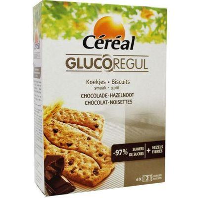 Cereal Biscuits choco hazelnoot