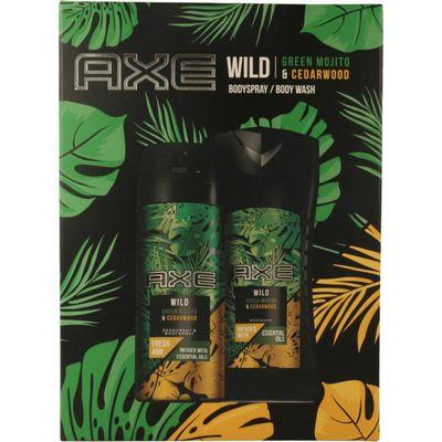 AXE Geschenkverpakking duo green mojito