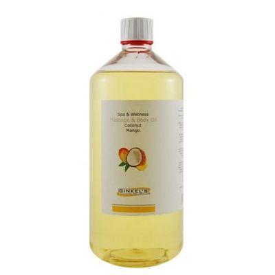 Ginkel's Massage & body oil coconut & mango