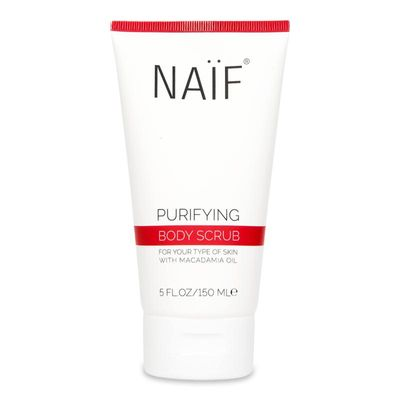 Naif Purifying scrub