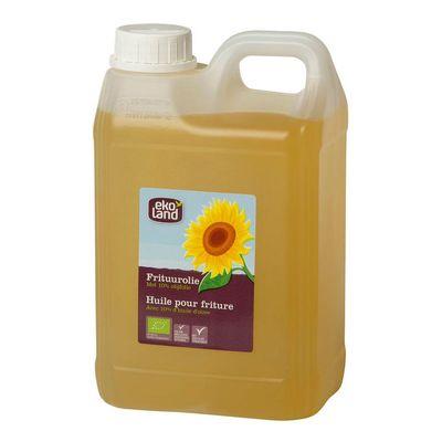 Ekoland Frituurolie / 10% olijfolie