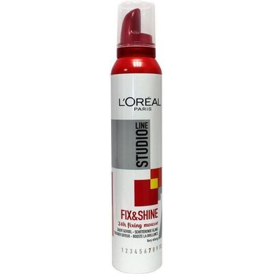 Loreal Studio line mousse extra strong