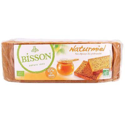 Bisson Naturmiel honingkoek