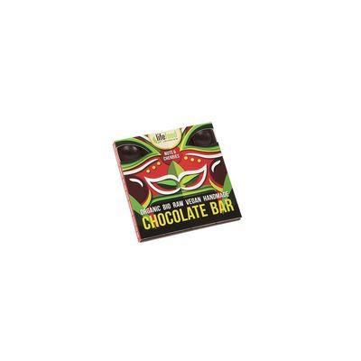 Lifefood Raw chocolate noten en kersen bio