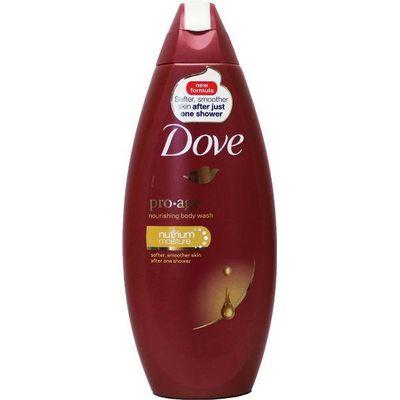 Dove Shower pro age