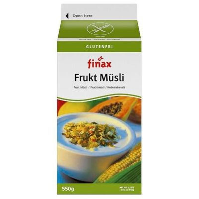Finax Fruitmuesli